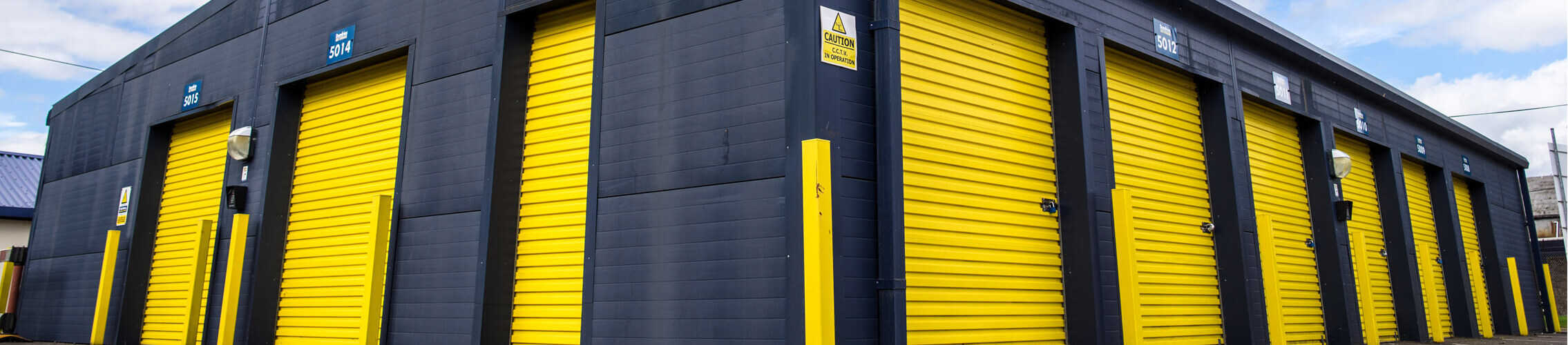 Business Storage Dumfries