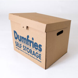 Archive Storage Box from Dumfries Self Storage