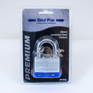 Heavy Duty Padlock From Dumfries Self Storage