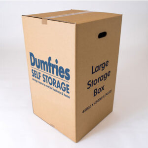 Large Packing Box from Dumfries Self Storage