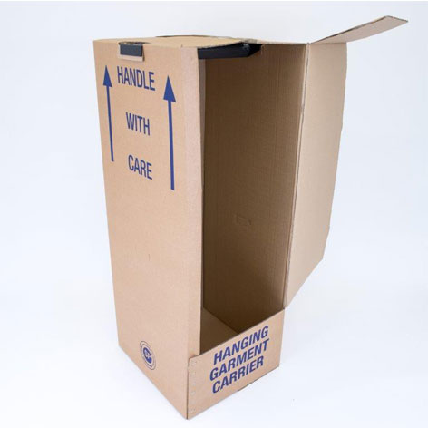 wardrobe box boxes for storage moving dumfries. Black Bedroom Furniture Sets. Home Design Ideas