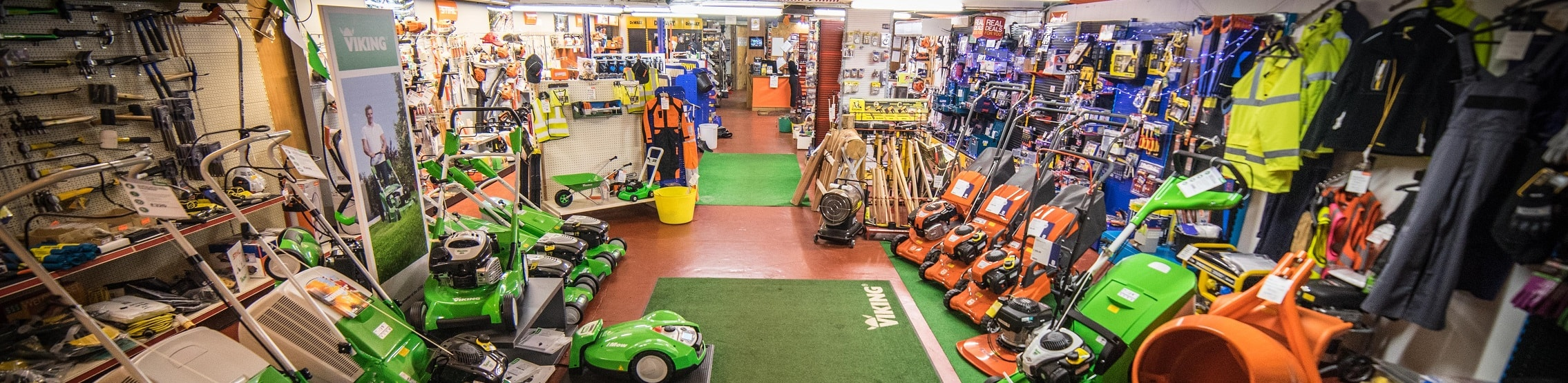 Galloway Hire Tools at Heathhall Business Centre Ltd