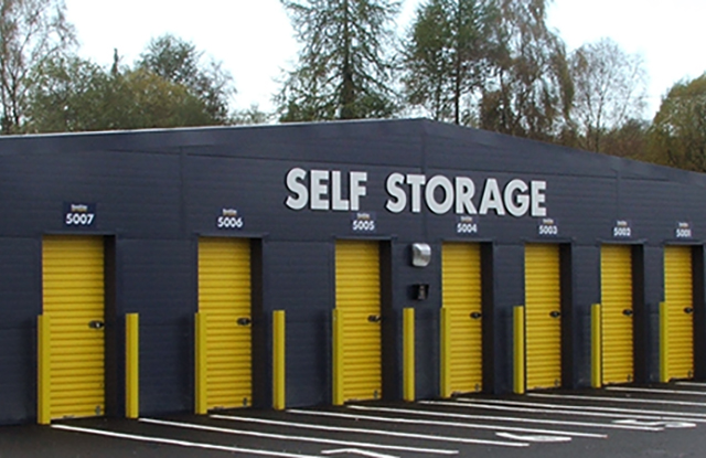 Dumfries Personal Self Storage
