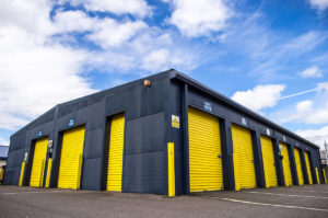 Business Document Storage Units