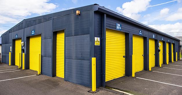 Garage & Lock Ups For Rent In Dumfries