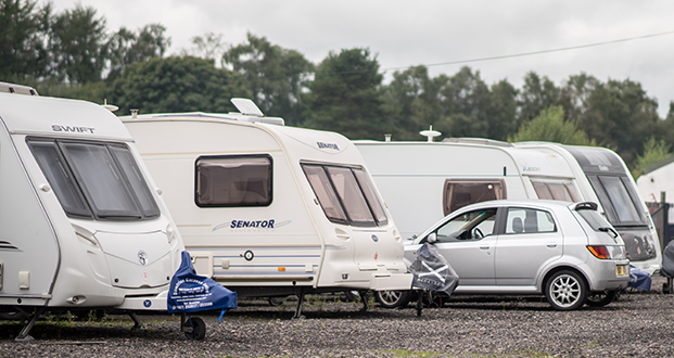 Caravan, Motorhome & Vehicle Storage in Dumfries