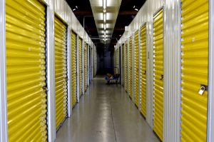 Self Storage Units Yellow Heathhall